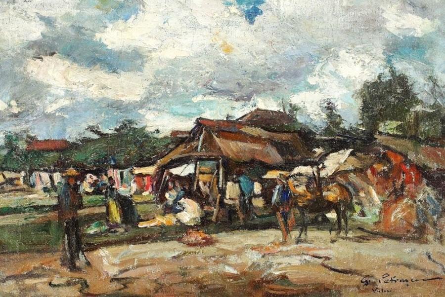 Gheorghe Petraşcu – 72 de ani de la trecerea în eternitate a marelui pictor tecucean
