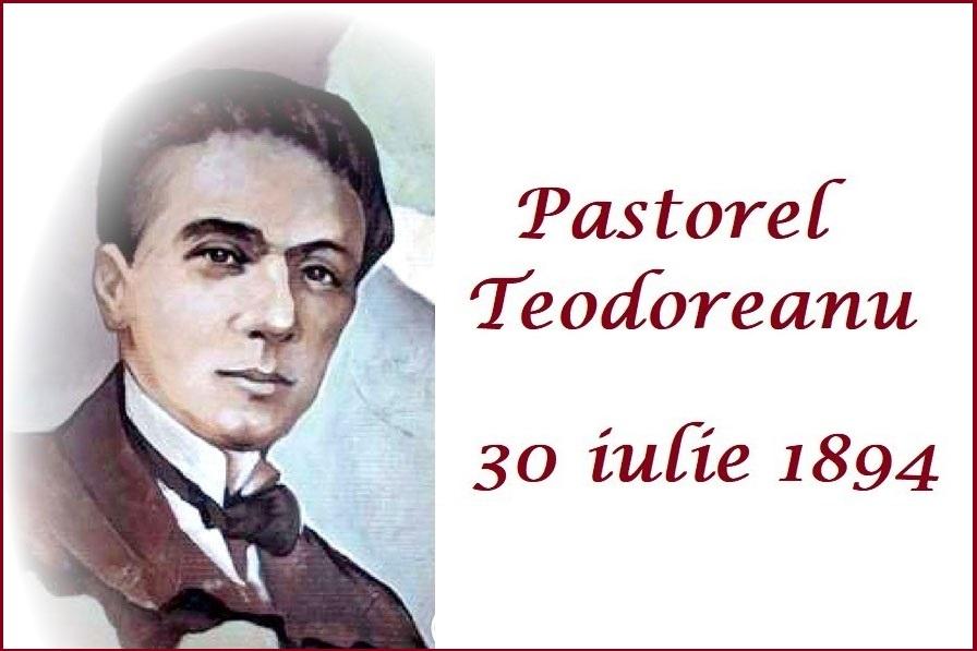 Păstorel Teodoreanu – 127 de ani de la naşterea sa