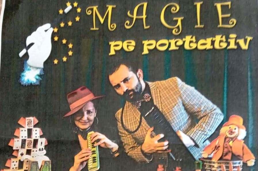 """Magie pe portativ"" la Sala Ateneu"